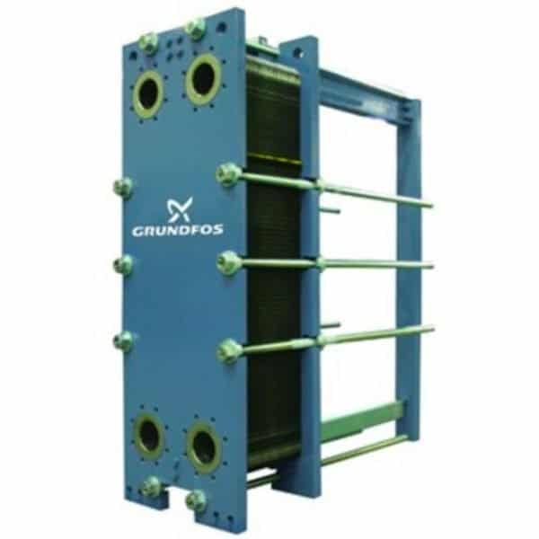 Grundfos Heat Exchanger Plate and Frame Image